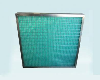 玻纤板式过滤器